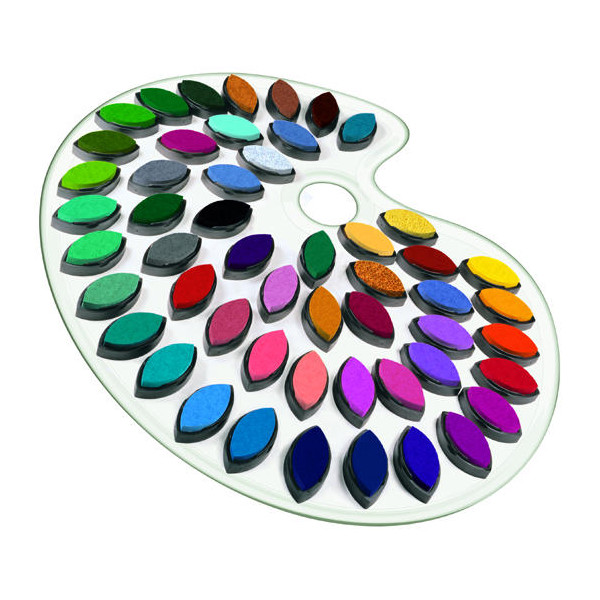 paleta colorbox