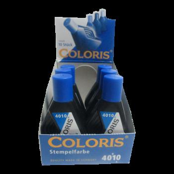 Caja de frascos de tinta Coloris