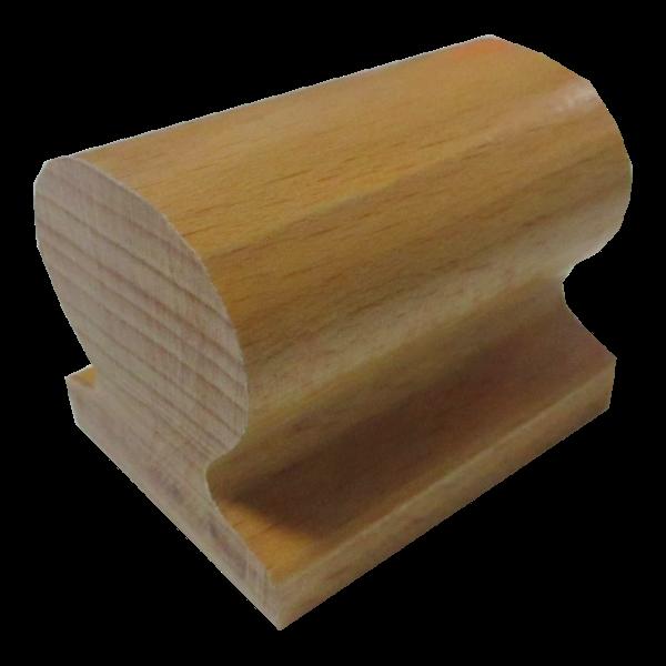 Sello bastidor de madera